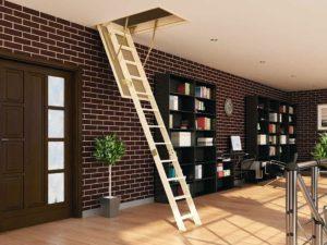 Чердачные лестницы D-STEP