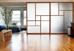 7 материалов для строительства перегородки в доме