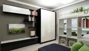 Модульная и встроенная мебель