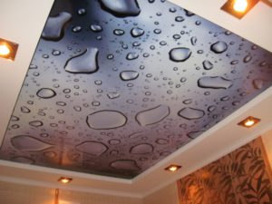 потолок 3D