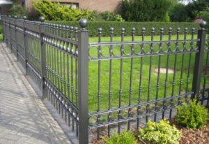забор,виды материалов для забора