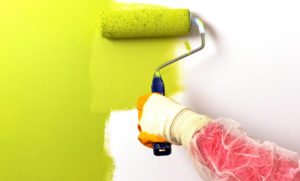 Как избавиться от запаха краски