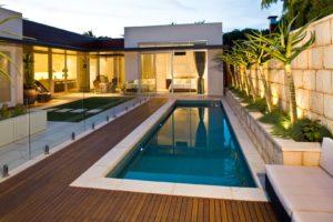 Бетонный бассейн: поэтапное строительство